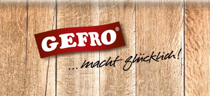 GEFRO Logo