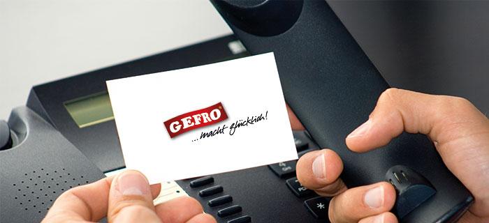 GEFRO Callcenter