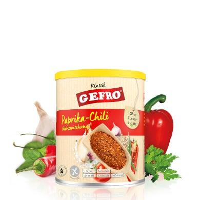 GEFRO Würzmischung Paprika-Chili