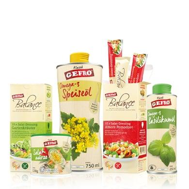 Gefro Salat-Set