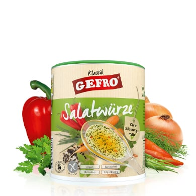Gefro Salatwürze